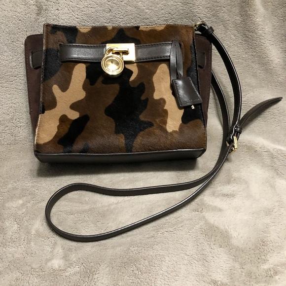 Michael Kors camo bag